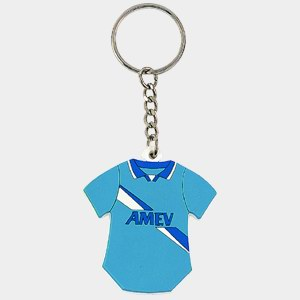 Colgante para moviles, <p>Colgante movil de camiseta azul Amev</p>