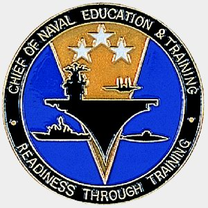 Im�n, <p>Im&aacute;n de Chief of Naval Education &amp; Training</p>
