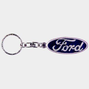 Llavero original, <p>Llavero original metal de Ford</p>