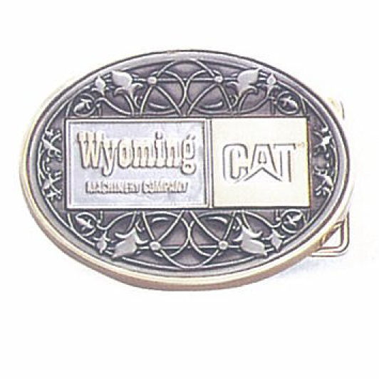 Hebilla metal, <p>Hebilla metal de Wyoming cat</p>