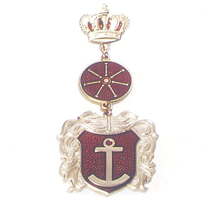 Pin escudo metal