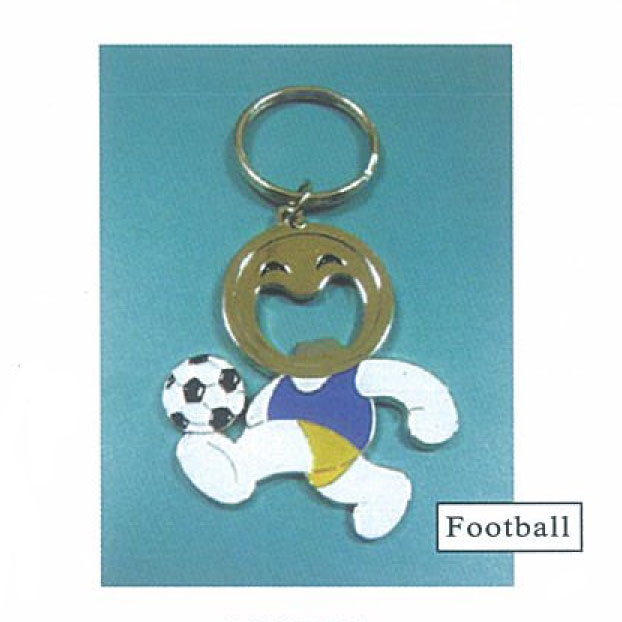 Llavero ref. 130226, <p>Llavero metal de Football</p>